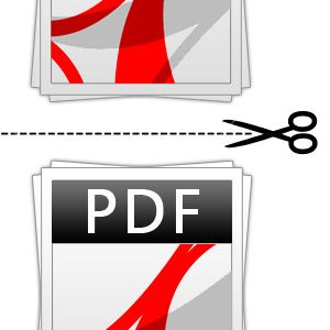 How To Split Double Paged Or Double Columned PDF Files [Mac]