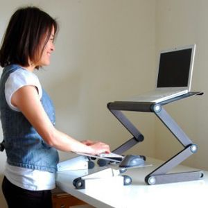 From Sitting To Standing While Typing: Why You Need To Change Your Working Habit