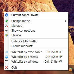 TinyWall Brings Advanced Settings To The Windows Firewall