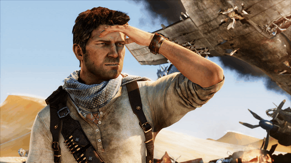 5 Video Games That Would Make Great TV Shows uncharted 3 screenshot