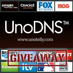 Bypass Regional Locks with UnoDNS from UnoTelly [Giveaway]