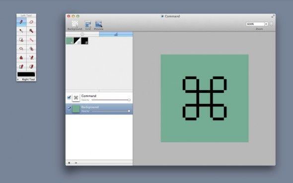 open source pixel art editor