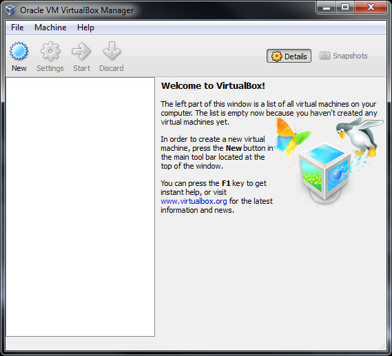 microsoft virtual machine