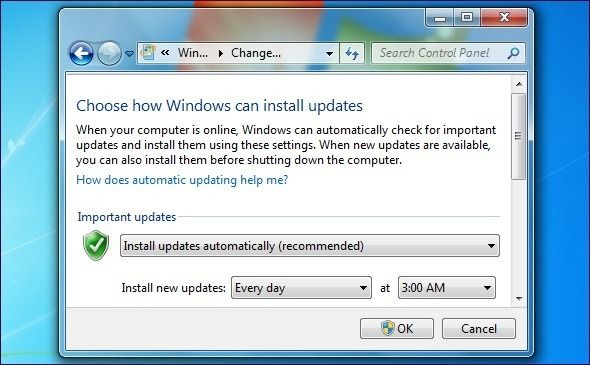 update windows apps
