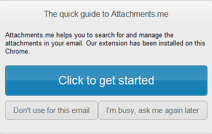 manage gmail attachments