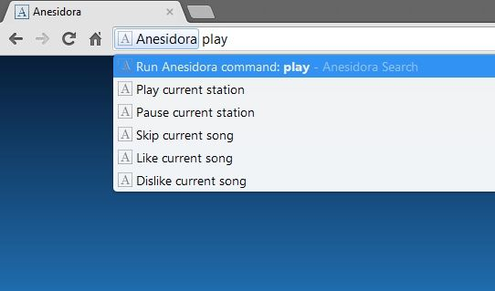 Listen To Pandora In Peace - No Ads, No Tabs [Chrome] 10 Anesidora search