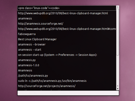 linux clipboard manager