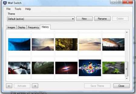 automatically change your desktop wallpaper