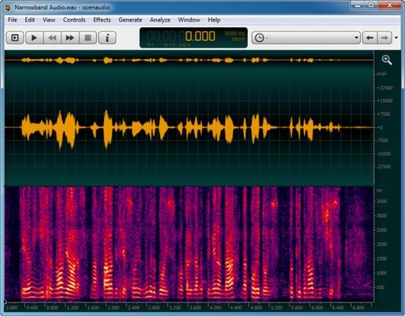 27   Ocenaudio: Cross platform, Fast & Functional Audio Editor