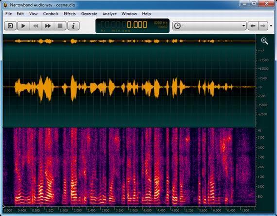 27   Ocenaudio: Cross platform, Fast & Functional Audio Editor