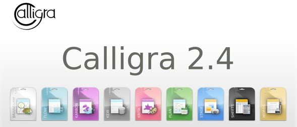 9 of the Best Free and Low-Cost Alternatives to Microsoft Office Calligra Suite Logo