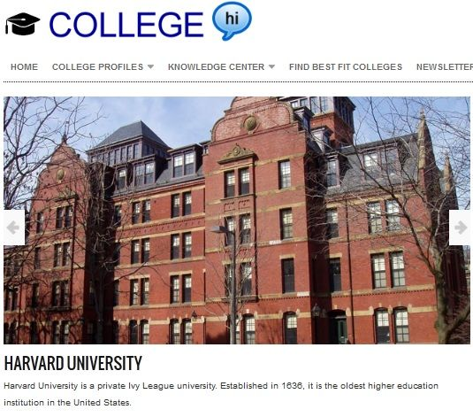 find the best college for you