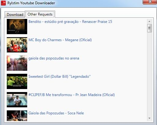 Rylstim YouTube Downloader: A Desktop App To Download YouTube Videos In Different File Formats Downloader