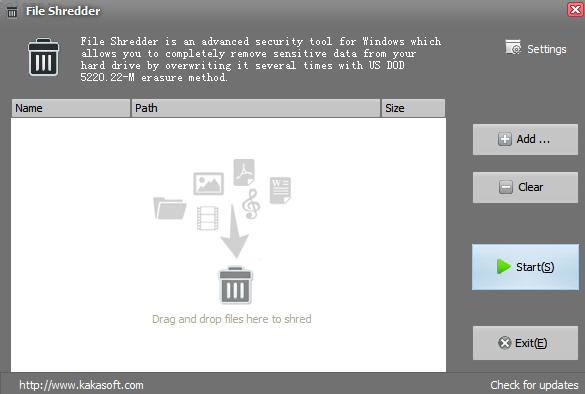 file-shredder