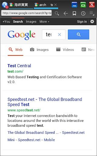 Google   Floating Browser Flux: Get a Floating Web Browser for Your Android Device