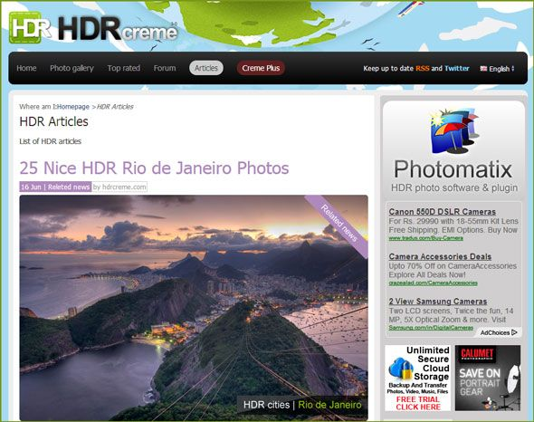 learn hdr photography