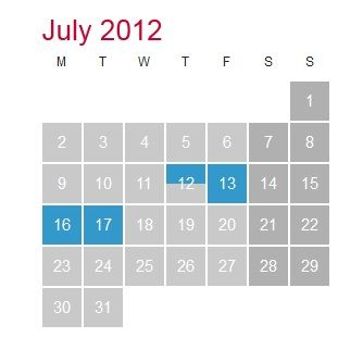 Timetastic: Easily Manage Your Staff's Holidays & Leaves Online July