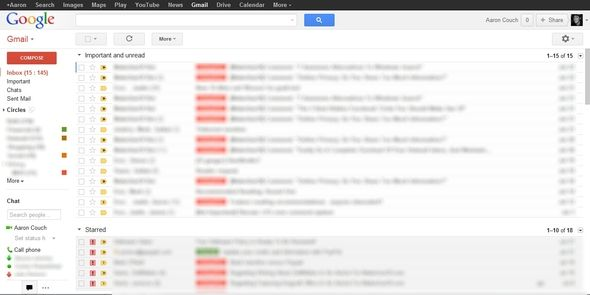 Turn Gmail Into A Productivity Beast With These Chrome Extensions [Beta Invites] Minimalist for Everything Before