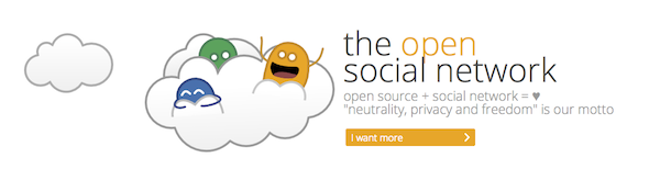 open-source social network
