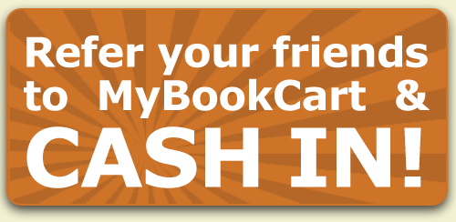 My Book Cart Refer Friends   MyBookCart: Sell Your Books For Cash Quickly