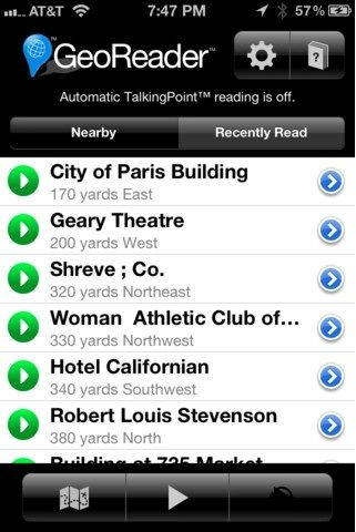 Georeader: Get Your iPhone To Detect Landmark Locations & Tell You About Them [iOS] (10 Free Codes) Paris