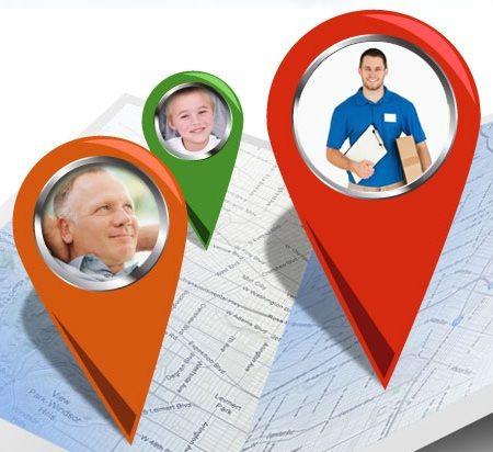 locate your phone through gps