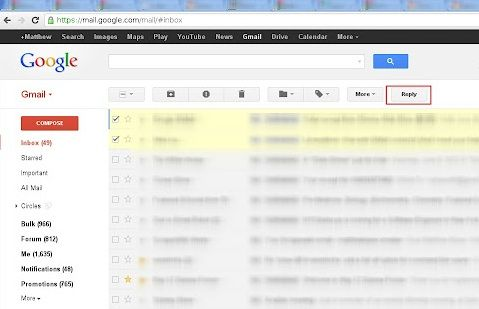 batch reply gmail