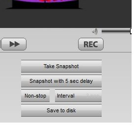 Snapshot   WebCamEffects: Add Cool Effects To Your Webcam Feed [Windows]