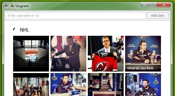 browse instagram photos