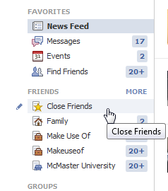 disable close friends notifications