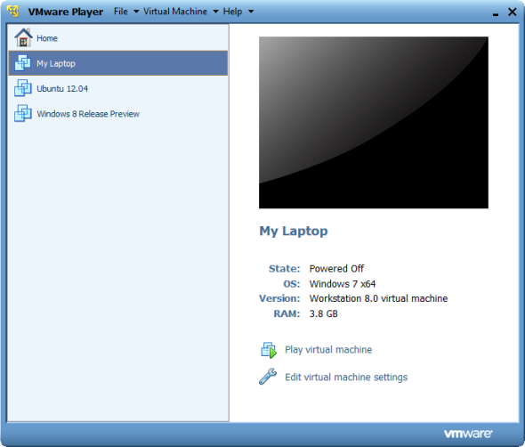 converted-virtual-machine-in-vmware-player
