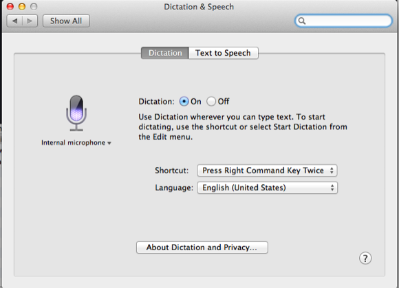Hands Free Computing Dragon For Mac