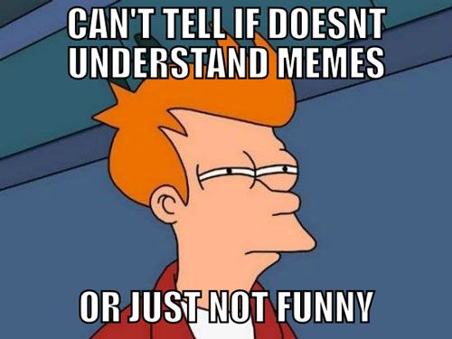 doesnt understand memes make your mark on cultural history with meme generator [mac]