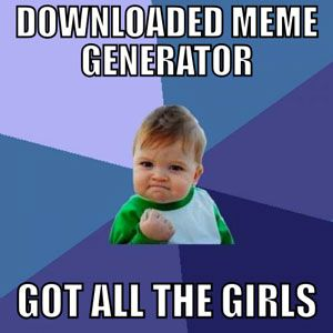 Make Your Mark On Cultural History With Meme Generator [Mac]