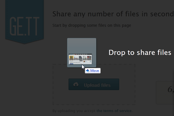 share files with anyone