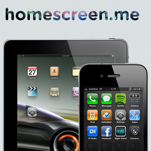 Homescreen.me Lets You Share Your iOS Homescreen With The World