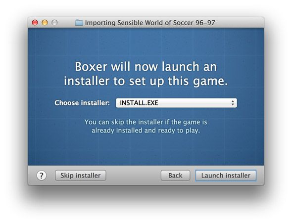 Play DOS Games On Your Mac In Style With Boxer [MUO Gaming] install