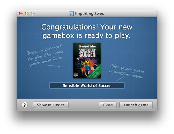 Play DOS Games On Your Mac In Style With Boxer [MUO Gaming] install finished