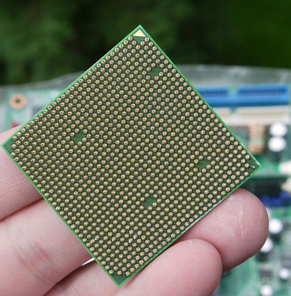 how to install a cpu chip