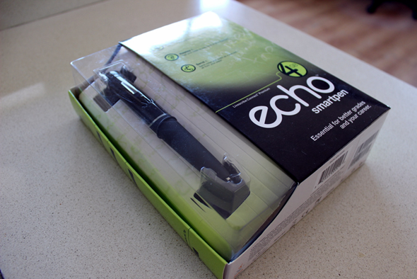 livescribe echo review