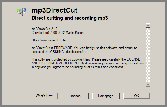 manipulate mp3 files