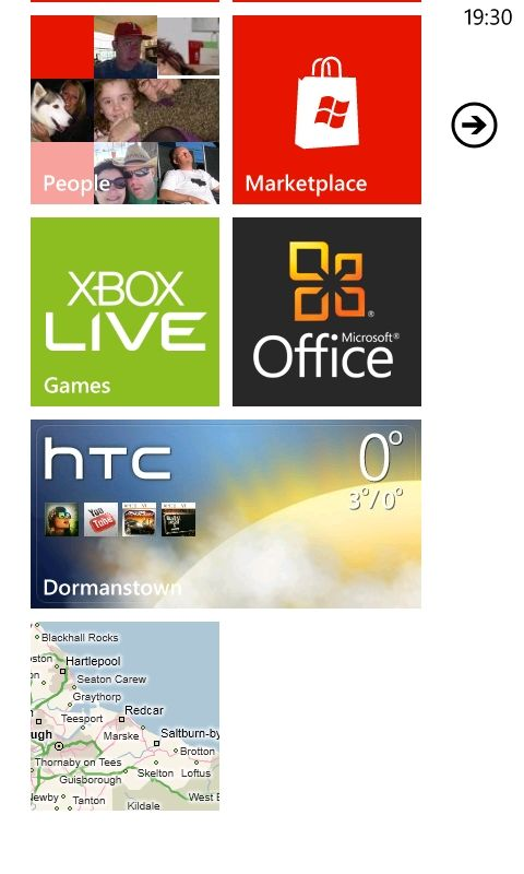 Official Methods To Refresh Your Windows Phone's Appearance muo wp7themes2