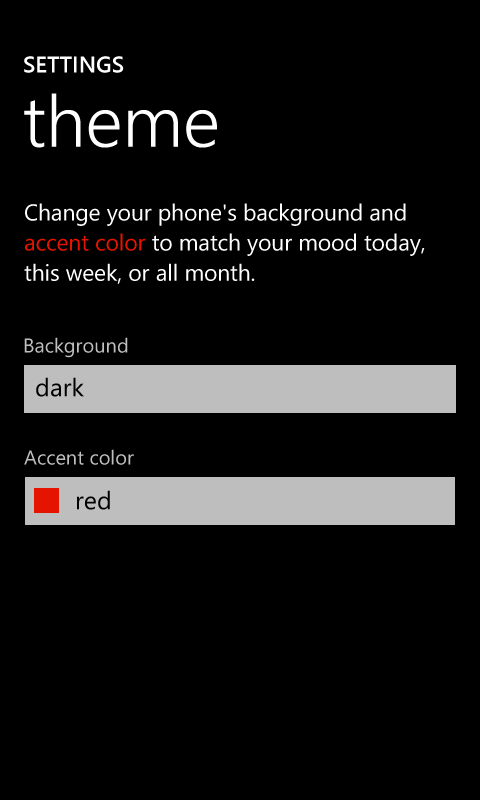 Official Methods To Refresh Your Windows Phone's Appearance muo wp7themes3