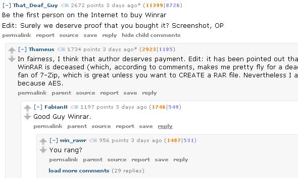 Love Is Blind, Batman, Winrar And More [Best of Reddit]