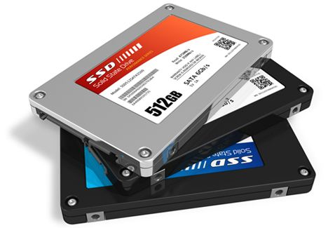 how do solid state drives work
