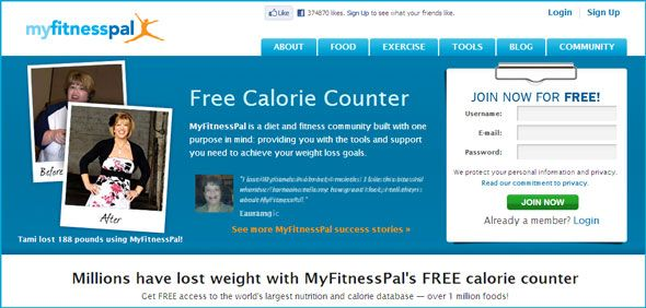 track your diet online free