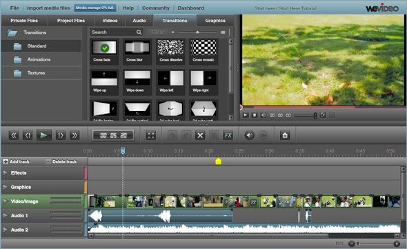4 free tools for online video editing for Rendering online