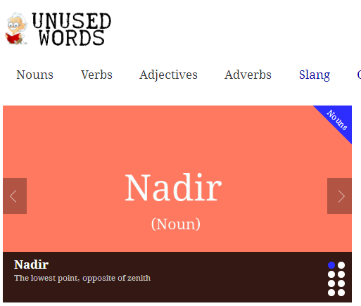 13   Unused Words: Browse & Learn Rarely Used Words From English Language