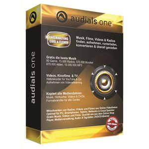 Download and Record Music For Free Using Audials One 9