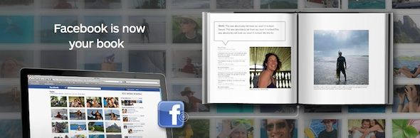 Three Easy Ways to Turn Your Facebook Into a Real Book [Weekly Facebook Tip] Blurb